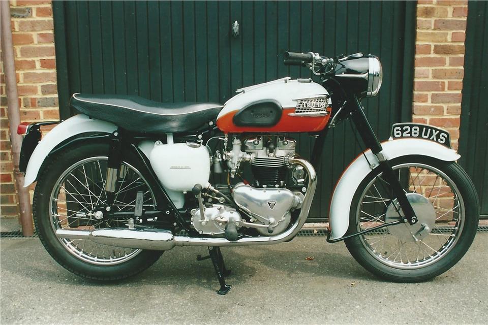 Bonneville T120 Pre Unit