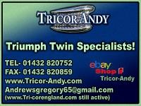 Triumph owners club dating service